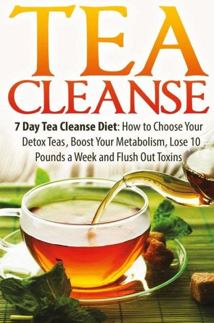 Fast Flush Detox by Tea Cleanse 7 Day Tea Cleanse Diet How To Choose Your