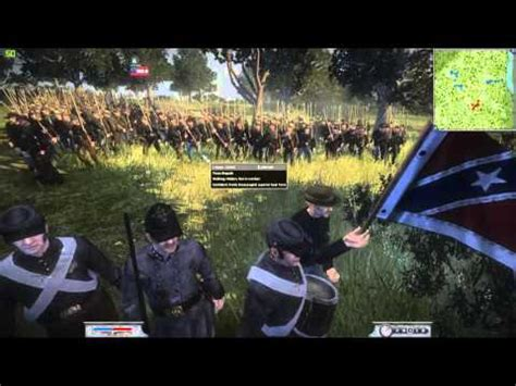 north & south american civil war mod napoleon total war