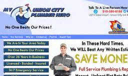 Union City Plumbing by Union City Plumber On Greer Ct In Union City Ca