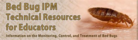 Bed Bug Website by Bed Bugs Informational Guide To Bed Bugs Purdue Monitoring Treatment Ipm