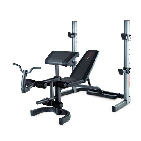 weight bench home gym weider pro 490 dc weight bench