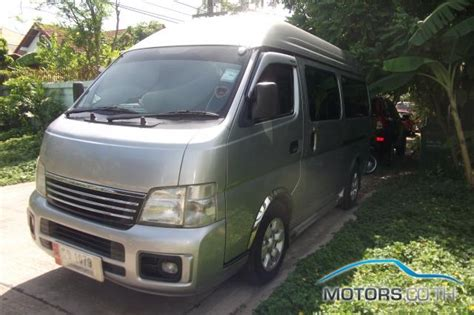 nissan urvan modification nissan urvan the latest news and reviews with the best