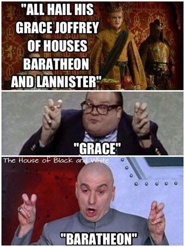Joffrey Memes - quot baratheon quot game of thrones game of thrones