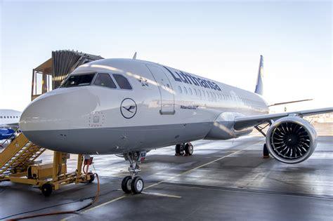 wann streikt die lufthansa lufthansa erh 228 lt den ersten airbus a320neo insideflyer de