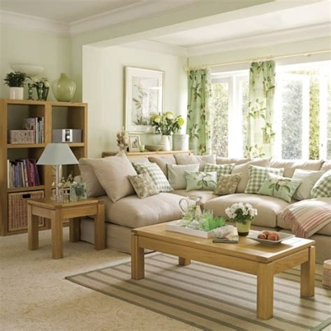 green living room ideas green and brown living room decor interior design