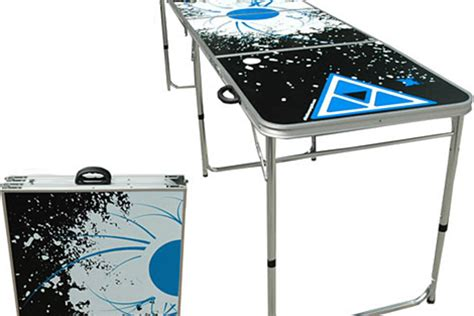 official beer pong table uncrate