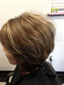 layered swing bob hairstyle 148 best images about hair on pinterest