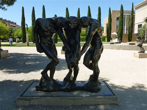 file the three shades sculpture by rodin front side jpg wikimedia commons