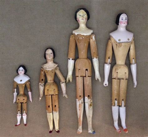 china doll spa further speculations involving wooden bodied parian dolls