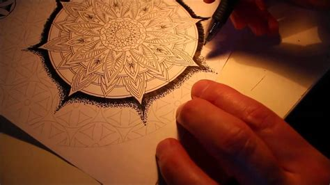 mandala tattoo sleeve bb youtube