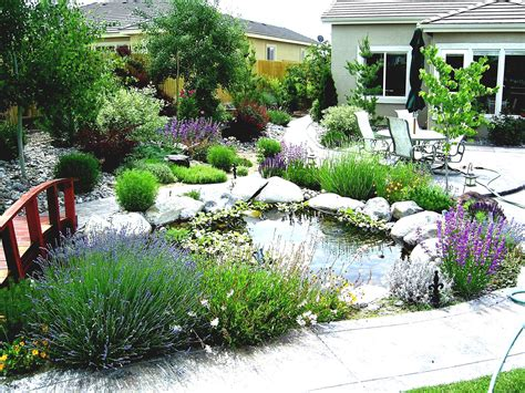 landscape design plans home garden tropical ideas easy