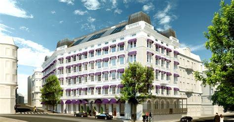 Sho Vienna austria 5 luxury hotels