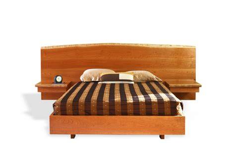 live edge bed live edge bed by berkeley mills