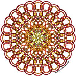 don eat paste wire sun mandala color update