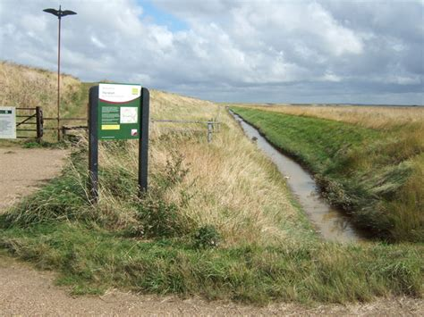 sea farm private nature reserve entrance to the wash nature reserve 169 richard humphrey geograph britain and ireland