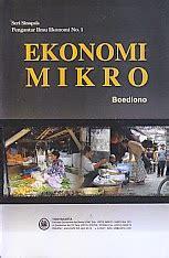 Pengantar Ekonomi Mikro Soft Cover toko buku rahma ekonomi mikro edisi ke dua