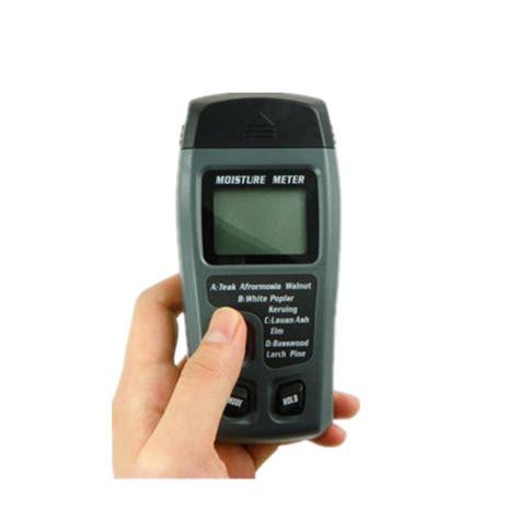 Ukur Kelembaban Material Kayu Digital 4 Pin Moisture Meter Tester moisture detector metravi digital moisture meter lcd digital bamboo paper tree wood moisture