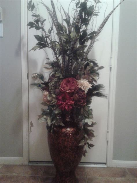 Large Floor Vase Arrangements by Pin By Kathy Garris On Florals Centerpieces