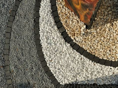 sassi decorativi per giardino decorare il giardino con i sassi foto 3 40 design mag