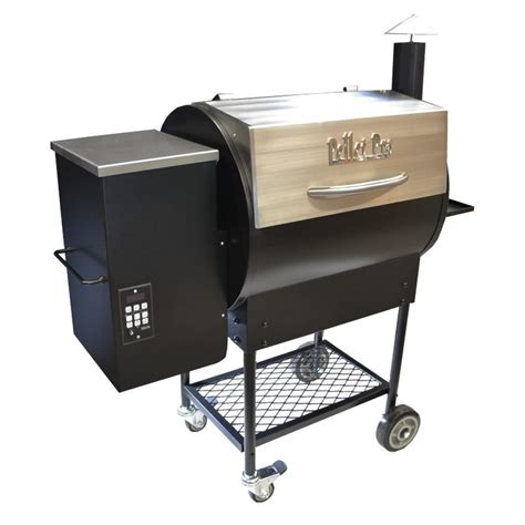 pellet pro pellet grill model 770 stainless steel edition