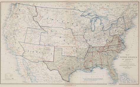 map usa historical historical map united states mapsof net