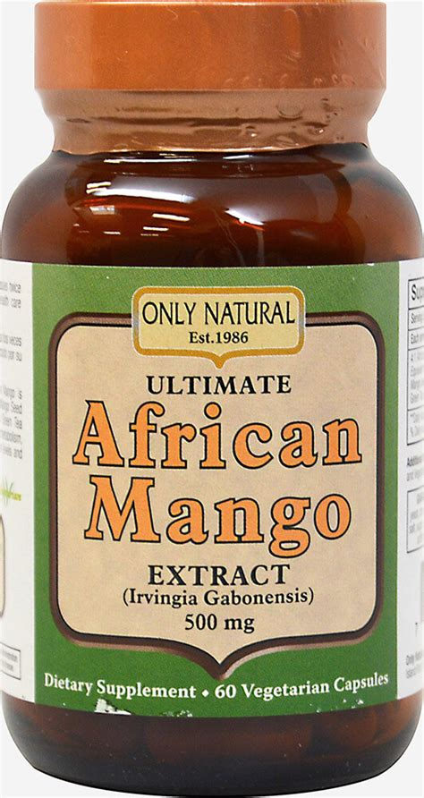 Obat Diet Mango Extract sports fitness mango extract with green tea 500 mg
