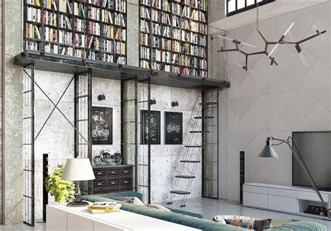 industrial loft by denisvema on deviantart best loft by design pictures joshkrajcik us joshkrajcik us