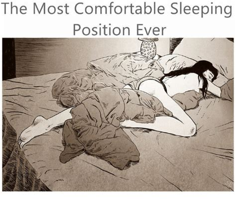 comfortable positions to sleep in funny comfortable memes of 2016 on sizzle relationships