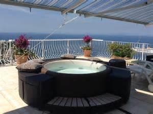 idromassaggio da esterno prezzi vasca idromassaggio da esterno per giardini e terrazzi
