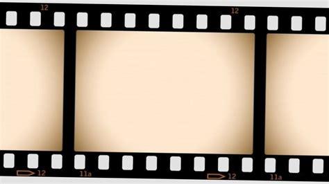 retro film strips cinema equipment backgrounds presnetation ppt movie reel border cliparts co