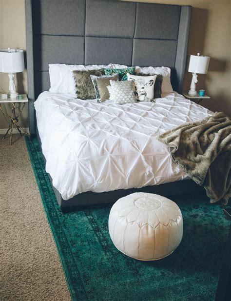 bedroom pouffe the latest interior design must the moroccan pouf