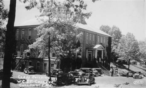 Cullowhee Post Office by Wcu 125 History