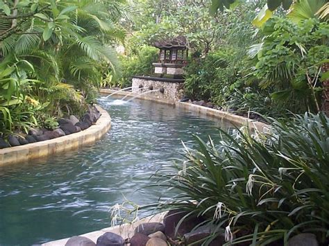 backyard lazy river for the home