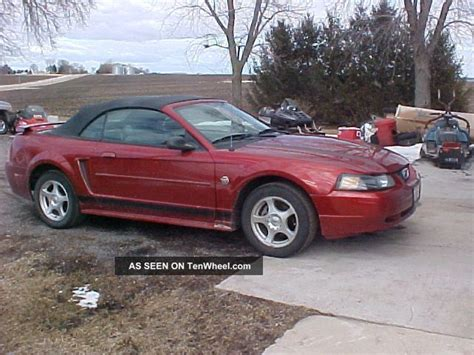 2004 ford mustang 40th anniversary edition specs 2004 ford mustang 40th anniversary edition convertible