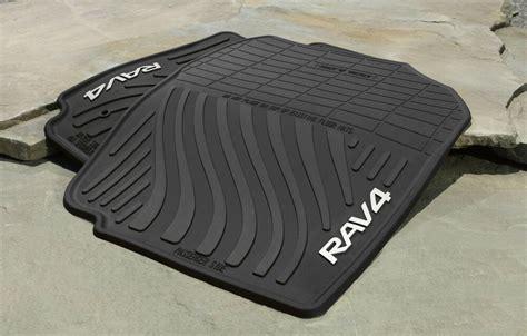 Floor Mats Toyota - genuine toyota rubber all weather floor mats for 2007 2012