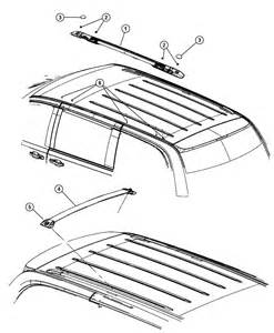 2013 dodge grand caravan roof rack