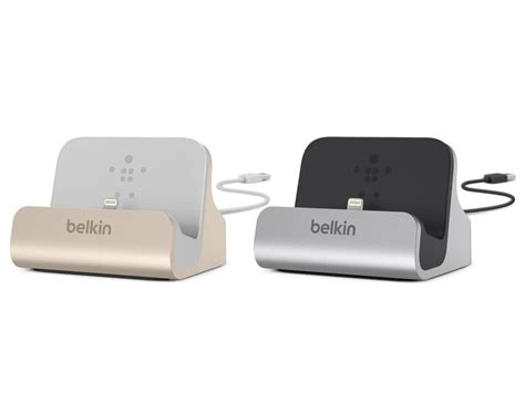 Lightning Dock Charging Iphone 5g5s5c66s6plusipodipad Mini belkin charge sync lightning dock voor iphone