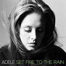 set fire to the rain wikipedia