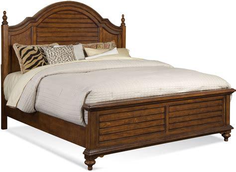 bed bay hudson bay golden brown king mansion bed 6000 960 962 880