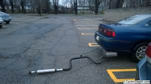 Exhaust Systems By Car What S Wrong With This Picture Exhaust Systems Can Be