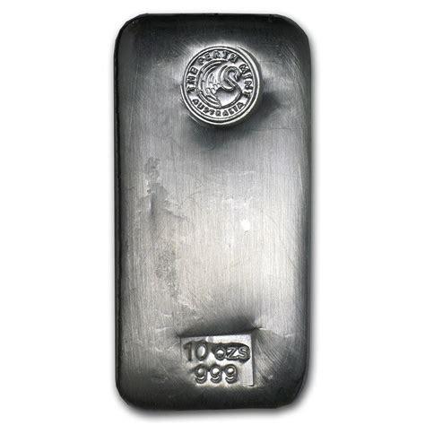 10 Ounce Silver Bar by Genuine 10 Oz 0 999 Silver Bar Perth Mint