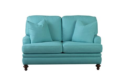 Turquoise Loveseat cococozy preppy home sweet home lilly pulitizer new