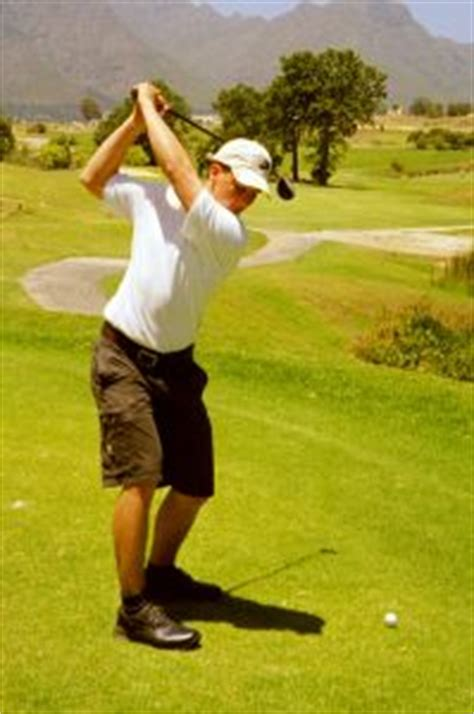 back swing golf the golf backswing what s the problem