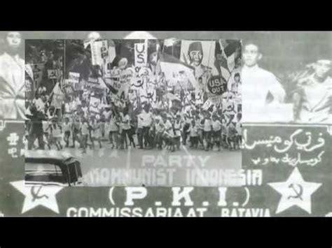 youtube film pki madiun sejarah singkat pki madiun 1948 youtube