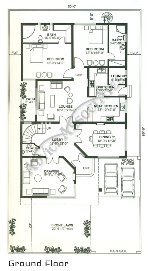 4 bed house plans