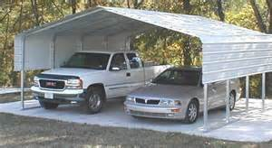 Free Car Canopy by 20 Wide Metal Carports Metal Carport Canopy Kits