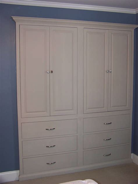 built in closet cabinets part 3