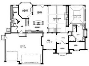 Main Floor Plans by Windsor 7049 1 Bedroom And 1 Bath The House Designers