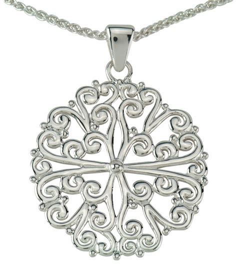 southern gates jewelry garden gate pendant necklace p218