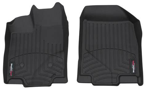 Ford Edge Floor Mats 2013 floor mats by weathertech for 2013 edge wt443491